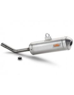 Silenziatore Factory x KTM 125-150 sx 16-17 125-150 xc-w 17