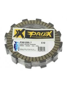 Serie dischi frizione PROX in sughero x KTM 125 exc/sx