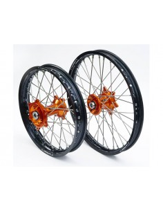 Coppia ruote 4MX per KTM exc