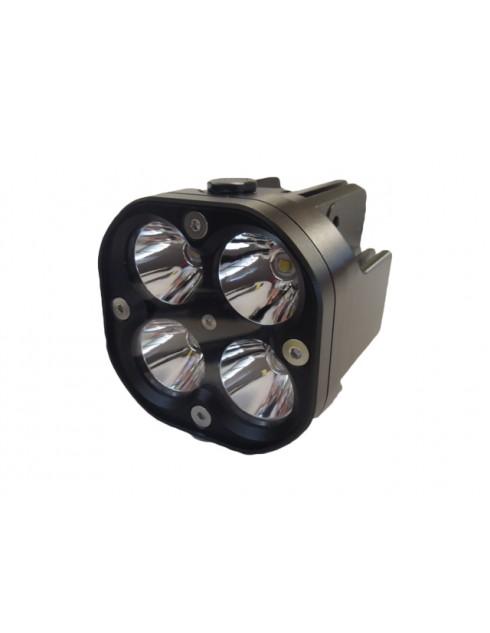 Fanale enduro LED pro universale