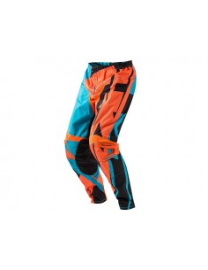Pantalone ACERBIS 2017 Profile Orange Blue