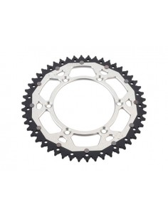 Corona MOOSE RACING nera alluminio x KTM exc - sx