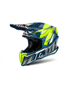 Casco AIROH Twist 2019 iron blue gloss
