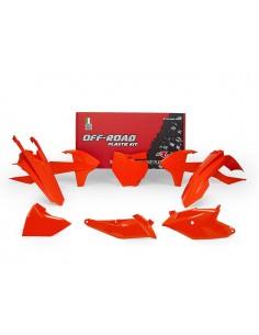 Kit plastiche RACETECH arancio x KTM SX 85 2018 6 Pezzi