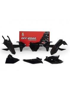 Kit plastiche RACETECH nero x KTM SX 85 2018 6 Pezzi