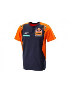 T-Shirt KTM - REDBULL Replica team tee