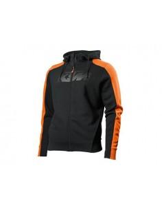 Felpa KTM replica team zip Hoodie