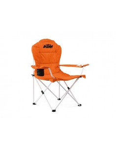 Sedia KTM 2019 RACETRACK CHAIR Arancio