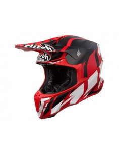 Casco AIROH Twist 2019 Great red matt