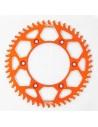Corona 4MX alluminio arancio x KTM exc - sx