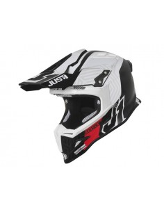 Casco JUST 1 J12 Syncro white carbon matt