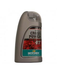 1 lt olio MOTOREX 4t sintetico 10w/50