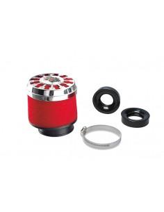 Filtro aria MALOSSI E13 con Ø 60 dritto x carburatori filettati PHBG 15-21 - PHBL 20-26