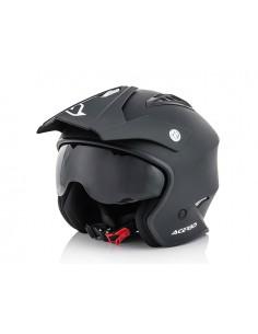 Casco ACERBIS jet aria helmet nero
