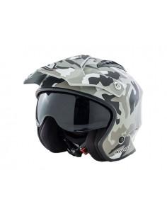 Casco ACERBIS jet aria helmet camouflage