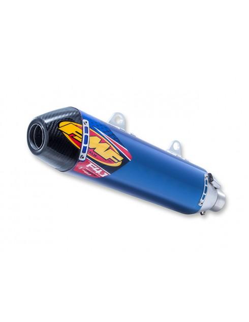 Silenziatore FMF factory 4.1 RCT titanio blu anodizzato x KTM exc-f 17/19 sx 16/18