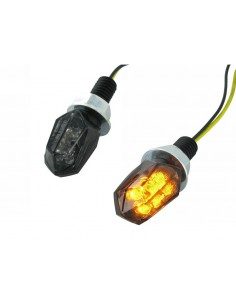 Frecce STR8 Mini nere a LED