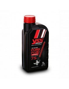 1 lt olio forcella YSS synthetic sae 7,5W