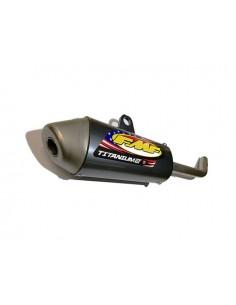 Silenziatore FMF Titanium 2 Shorty x KTM 125 exc 05/16 sx 04/15