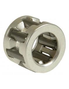 Gabbia a rulli R&D argentata riduzione spinotto da 12mm a 10mm (10x17x13 mm)