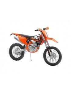 Modellino 2020 KTM 350 EXC-F 2019 Model bike