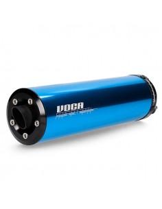 Silenziatore VOCA Racing Azzurro