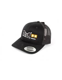 Cappellino STAGE6 Trucker nero
