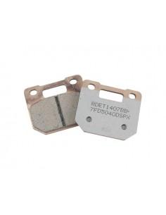 Pastiglie R&D MK3 sinterizzate per pinza STAGE6 R/T 4 pistoncini