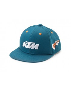Cappellino KTM Kids Radical blue