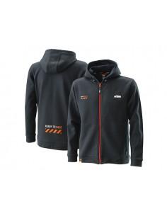 Felpa KTM pure style zip