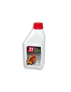 1 lt olio miscela MALOSSI 7.1 2T TOP racing 100% sintetico