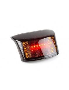 Fanale posteriore STR8 BLACK-LINE LED con freccie x MBK Booster 2004