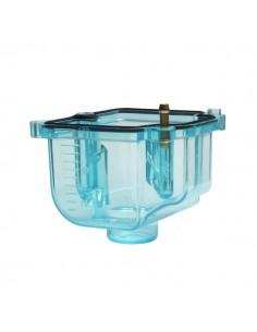 Vaschetta blu trasparente ITALY RACING x carburatore PWK