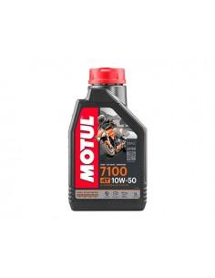 1 lt olio motore MOTUL 7100 4T 10w50