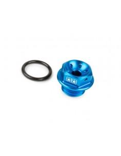 Tappo olio blu STAGE6 x Minarelli AM6