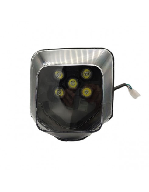 Fanale anteriore a led x HUSQVARNA 17-21 ( Led posizione fumè )
