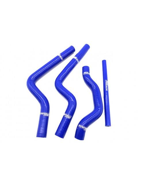 Kit tubi radiatore siliconici blu x HM-VENT 50